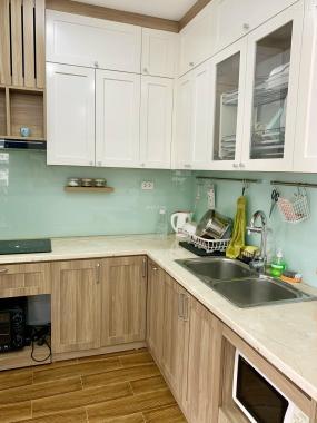 Cần cho thuê căn góc 3 ngủ, đầy đủ nội thất tại chung cư An Bình City. Giá thuê 13tr/th