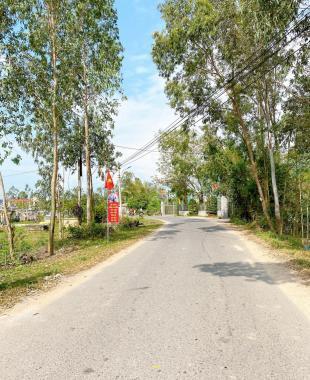 Đất nền sổ đỏ chính chủ thôn Châu Sơn - Điện Tiến - Điện Bàn giá chỉ 3,2tr/m2 (100% giá)