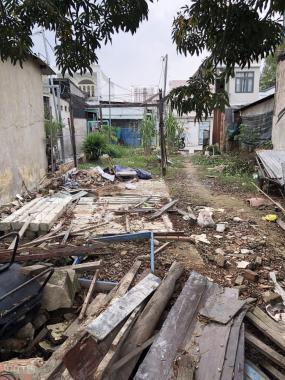 Bán nhanh lô đất hẻm 666 Huỳnh Tấn Phát Quận 7, DT 77m2, cách mặt tiền 100m, 0906072839