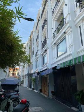 Bán nhà riêng tại đường Lê Trực, Phường 7, Bình Thạnh, Hồ Chí Minh diện tích 50m2 giá 9.5 tỷ