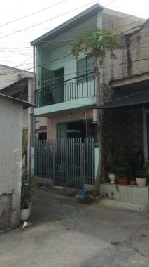 Bán nhà 40m2 nở hậu khu phố Thạnh Hoà B An Thạnh 72, An Thạnh, Thuận An vuông vức