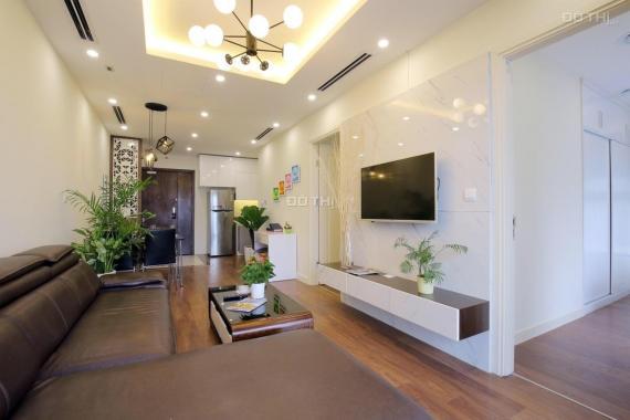 Cho thuê gấp căn hộ Hà Nội Center Point 27 Lê Văn Lương 68m2, 2PN, full đồ đẹp. 11 triệu/tháng