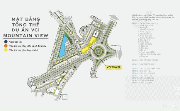 Sở hữu chung cư cao cấp nhất Vĩnh Yên chỉ từ 850 triệu