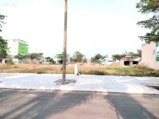 Bán đất thổ cư diện tích lớn mặt tiền đường 16m lộ giới có thể xây kho xưởng hoặc nhà trọ
