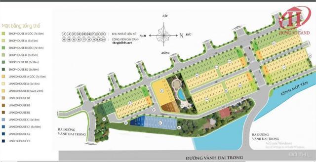 Hungviland - Tổng hợp nhà phố cần bán tại KDC River Park Quận 9