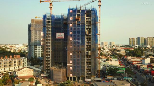 Gần bàn giao nhà, D'Lusso 1PN 49m2 cần ra hàng nhanh 2,760 tỷ có VAT