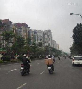 Bán đất vàng, vị trí kim cương mặt phố Trần Thái Tông, DT 1921m2, MT 48m, giá 420 tỷ