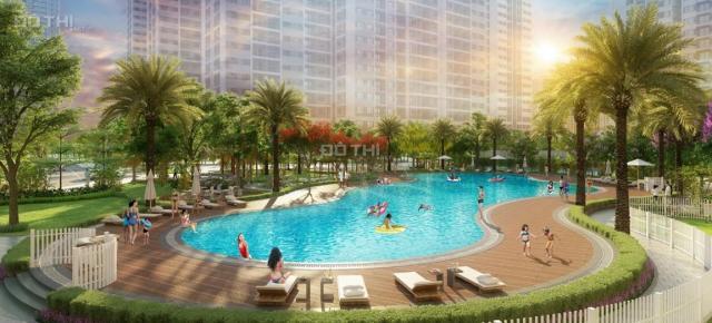 Bán căn 2PN + 1 sát công viên trung tâm Vinhomes Smart City chỉ từ 1,6 tỷ. Miễn 5 năm phí DV