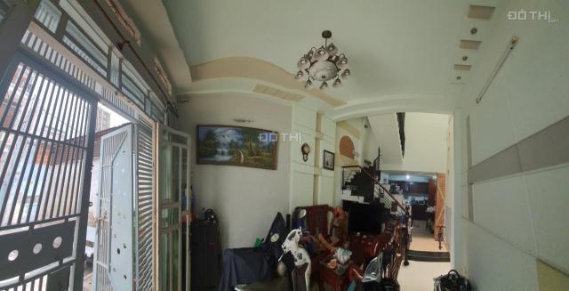 Bán nhà hẻm sát mặt tiền Cách Mạng Tháng 8, Phường 7, Tân Bình 4,5 x 13m 2 lầu đẹp