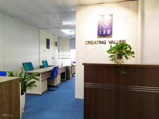 Cho thuê văn phòng chuyên nghiệp, mặt phố Giảng Võ, Kim Mã, Cát Linh, Láng Hạ 60m2, giá: 7.5tr