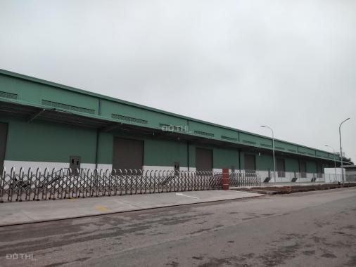 Cho thuê kho, xưởng 5000 - 38000m2, 137.730đ/m2/th tại KCN Đài Tư, Hà Nội. 0399109999