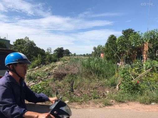 Bán đất thổ vườn 988m2 ngay MT đường 792, xã An Phú, giá 3.3 tỷ 300m2 thổ cư