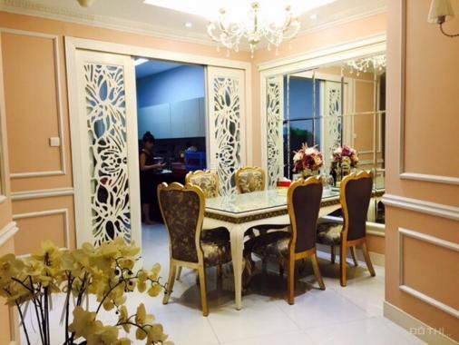 Bán căn góc 4 ngủ Keangnam Landmark, kèm nội thất đẹp, hiện đại giá chỉ 39.5tr/m2