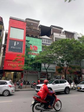 Bán nhà mặt phố Cát Linh - 60m2 x 5 tầng - MT: 4.2m - 28,5 tỷ