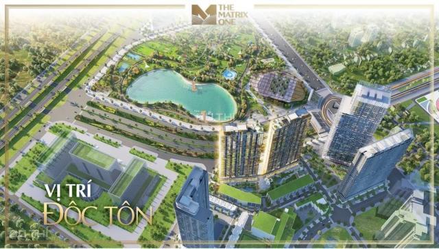 The Matrix One - Lê Quang Đạo - Bộ Ngoại Giao - Công Viên 14ha, vay LS 0% 30T, CK 12%