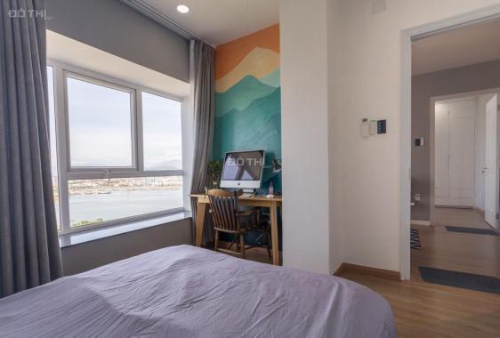 Cần tiền bán nhanh căn hộ Monarchy 2PN, đầy đủ nội thất như hình, view đẹp