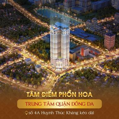 Chỉ từ 1,7 tỷ sở hữu ngay căn hộ siêu sang tại trung tâm quận Đống Đa - CK ngay 2,5 tr/m2
