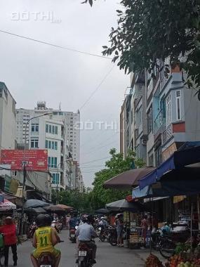 Kinh doanh mặt chợ, Xa La, Hà Đông, 55m2, 5 tầng, MT 4.2m, giá 7.6 tỷ