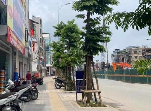 Nhà mặt phố Minh Khai, tuyệt đỉnh kinh doanh, 11.6 tỷ