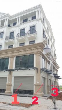 Shophouse 3 cửa KD ký trực tiếp CĐT bán giá 9,795 tỷ Vinhomes Ocean Park 135m2