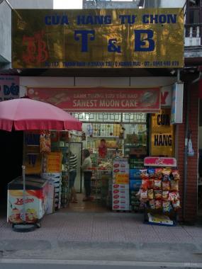 Bán nhà mặt phố Thanh Đàm, Hoàng Mai 51m2, mặt tiền 3,5m