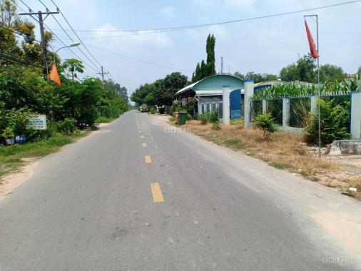 Bán đất giá rẻ Củ Chi, 305m2, MT đường Bến Súc, Xã An Phú, TPHCM