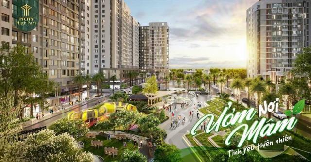 Bán căn hộ resort PiCity High Park. Lh 0901000525