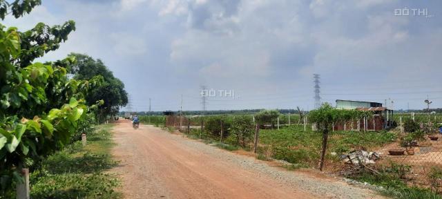 Bán lô đất 2 mặt tiền trước sau, xe tải to, 3.321m2, xã Tân Phú Trung, Củ Chi