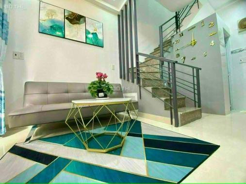 Bán nhà có sổ hồng Nơ Trang Long, Bình Thạnh, 15.5m2, 1 lầu, siêu rẻ - Hơn 2 tỷ