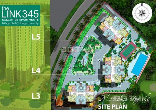 The Link 345 Ciputra áp dụng chính sách mới, căn 3PN giá chỉ từ 4,3 tỷ. NH hỗ trợ LS 0% tới 2 năm