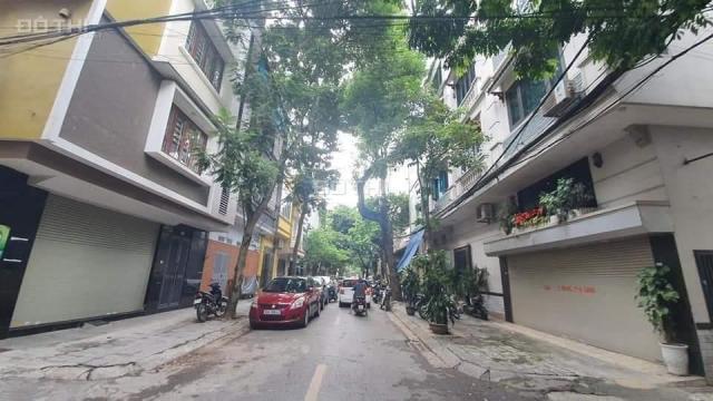 Chính chủ bán nhà mặt phố An Xá, 51m2, mặt tiền 3.6m, ôtô dừng đỗ, kinh doanh, chỉ 5.1 tỷ