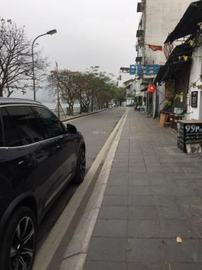 Bán 320m2 mặt phố Nguyễn Đình Thi 105 tỷ 20m mặt tiền