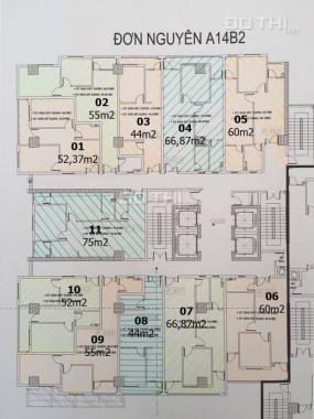 Chung cư Nam Trung Yên, Cầu Giấy giá rẻ 29.5tr/m2. 74m2, 2 ngủ, 2 toilet, căn duy nhất