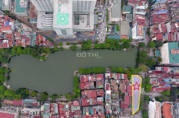 Bán suất ngoại giao shophouse số 82 Chùa Láng, 2 mặt tiền, 6.5 tầng + 1 hầm