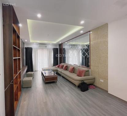 Mặt phố Lương Khánh Thiện, Hoàng Mai, lô góc, vỉa hè, 50m2*5T, mt 4m, giá 8,8 tỷ