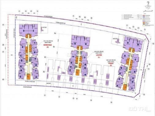 Cần bán căn hộ The Metropole 2PN, 94.36m2 nằm cạnh sông Saigon