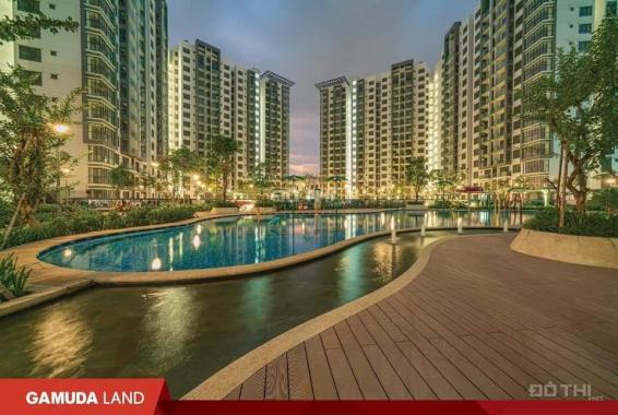 Duy nhất 2 căn duplex trên không, thông tầng view đẹp nhất tại khu Emerald Celadon City Tân Phú