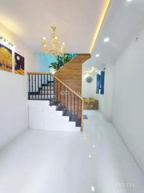 Bán nhà riêng tại đường Nơ Trang Long, Phường 12, Bình Thạnh, Hồ Chí Minh DT 28m2 giá 3.35 tỷ