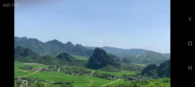 Chỉ hơn tỷ có ngay 6,7ha đất trang trại view cánh đồng - view núi TT Kim Bôi
