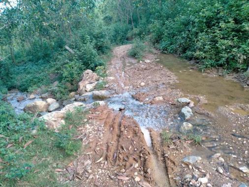 13089m2 rsx có suối trong đất giá rẻ tại Kim Bôi Hòa Bình