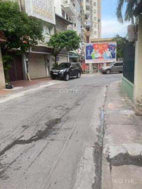 Mặt phố P. Tân Mai, Hoàng Mai, lô góc, ô tô, kinh doanh, dt 55m2. Giá 8.7 tỷ