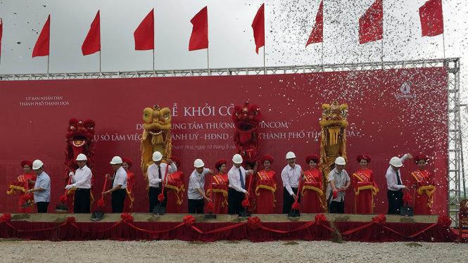 trung tâm hành chính TP. Thanh Hóa