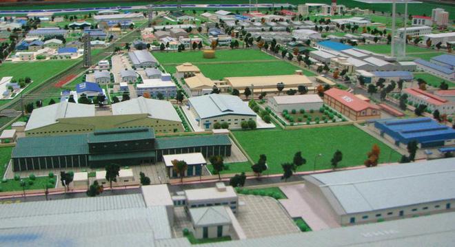 Hà Nội có thêm 2 cụm công nghiệp lớn