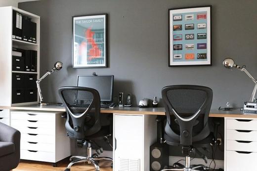 Cách sử dụng màu đen trong phong thủy mang lại nguồn năng lượng tốt cho ngôi nhà