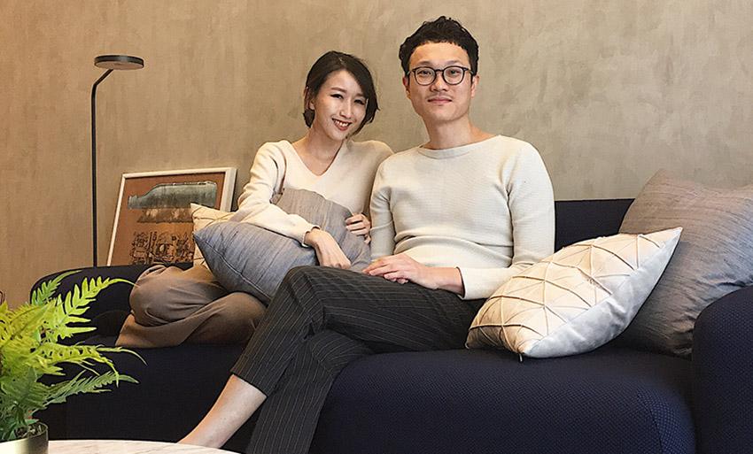 Vợ chồng trẻ sở hữu căn hộ 35m2 tuyệt đẹp vạn người mê