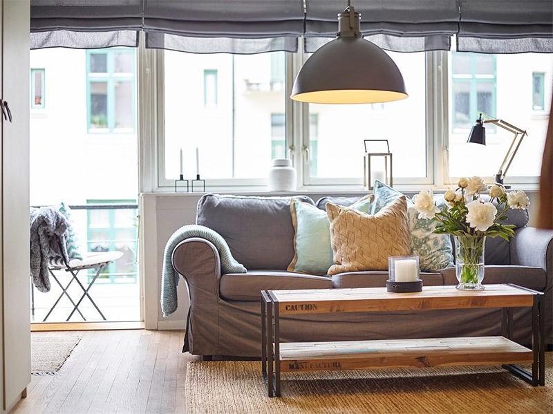 Vẻ đẹp siêu ấm cúng trong căn hộ 27m2