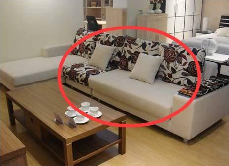 bài trí sofa phòng khách