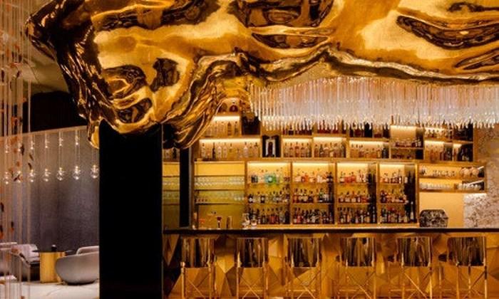 khách sạn 7 sao dát vàng ở Dubai