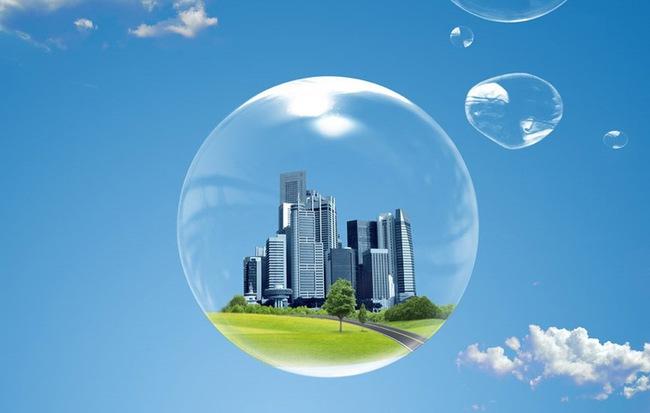 chưa có khả năng xảy ra bong bóng bất động sản trong năm 2018