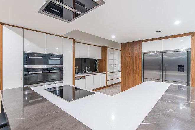 Phòng bếp phong cách đương đại
